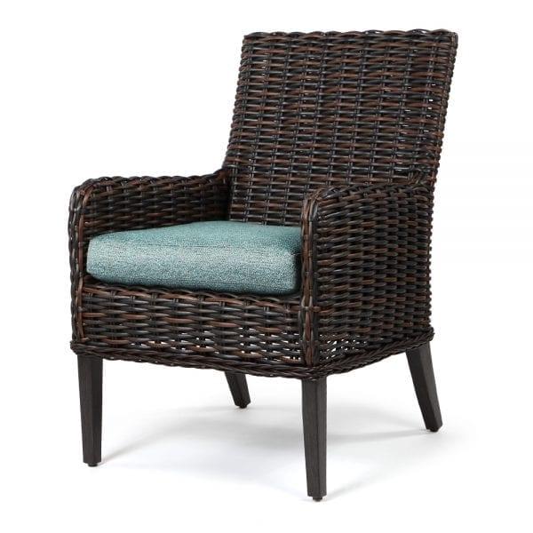 Laurent Dining Arm Chair Cn