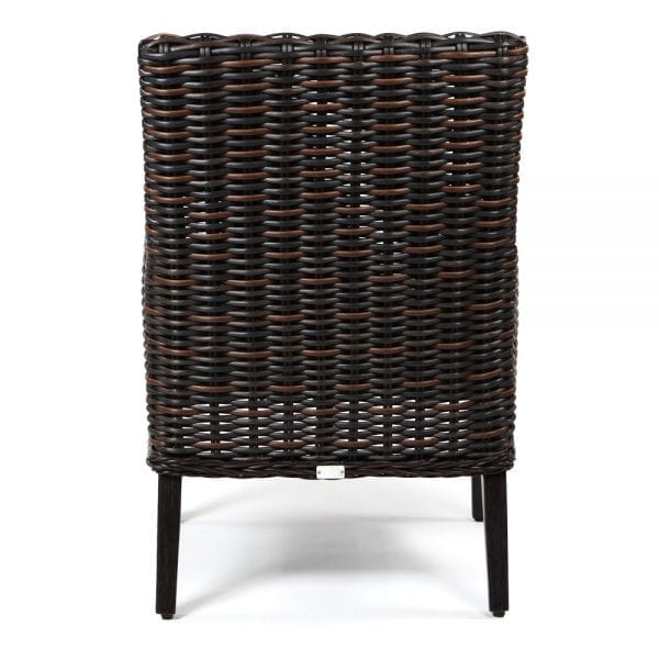 Laurent Dining Arm Chair Cn Back