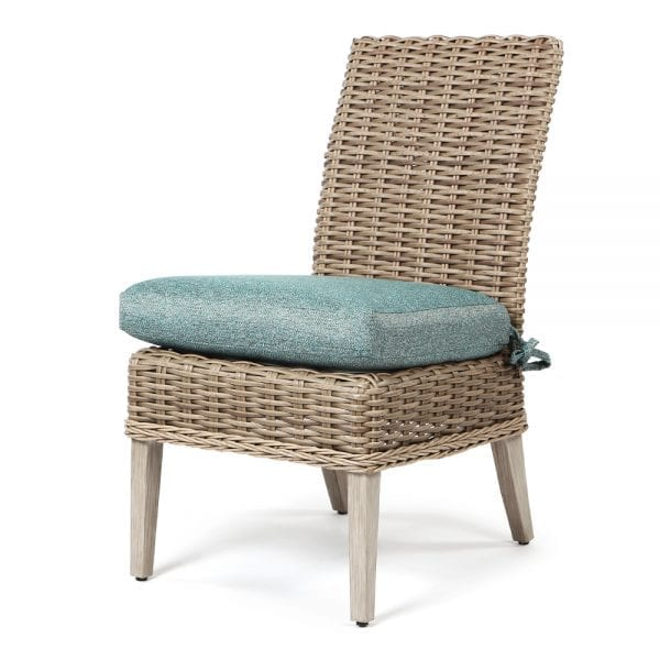 Laurent Dining Side Chair Dw