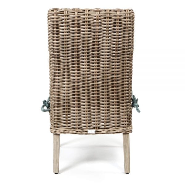 Laurent Dining Side Chair Dw Back