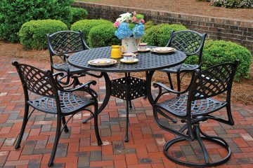 Top Tips for Patio Furniture at Airbnbs - Today's Patio