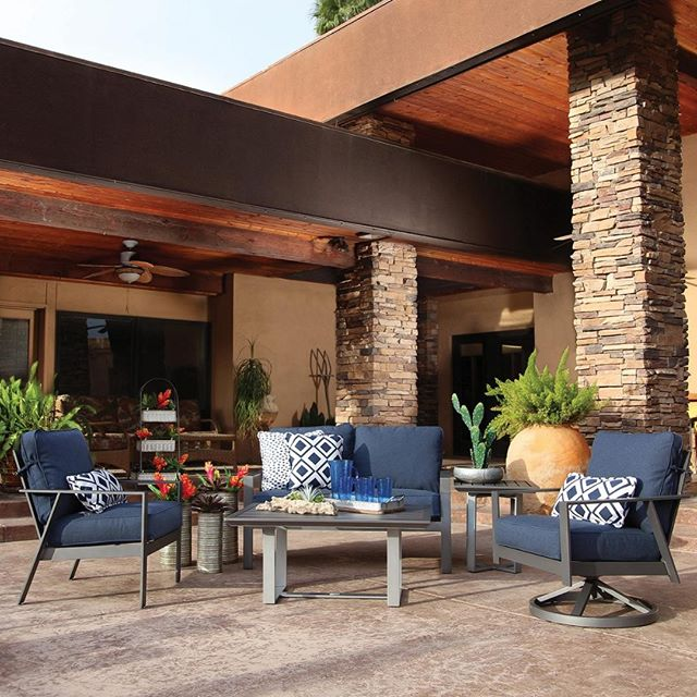 Patio Furniture Trends for This Summer and Beyond - Today´s Patio