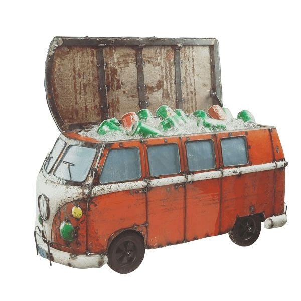 VW Bus beverage cooler
