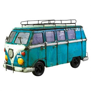 Kool Kombi '66 - Light Blue