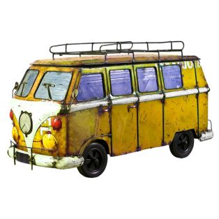 Kool Kombi '66 beverage cooler - Yellow