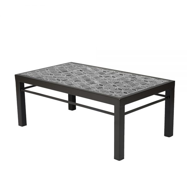 Neille Olson medium rectangular coffee table base