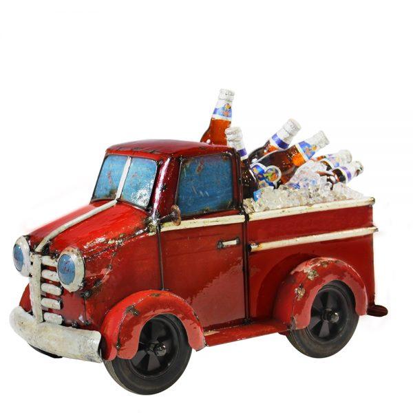 Mini pick up truck cooler