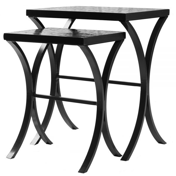 KNF - Neille Olson Nesting Table base set