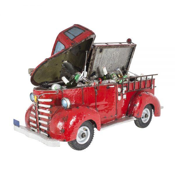 Think Outside Pumper the Firetruck cooler