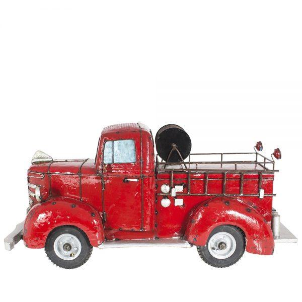 Pumper the Firetruck beverage cooler