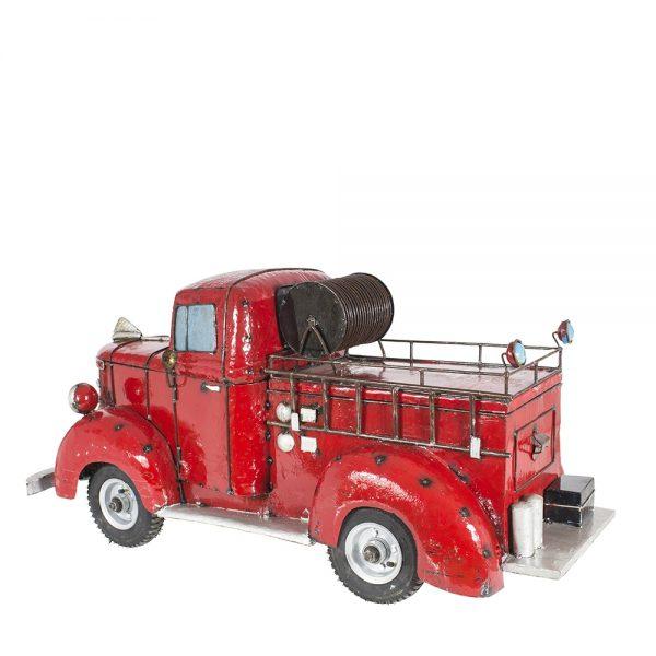 Firetruck beverage cooler