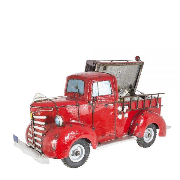 Pumper the Firetruck cooler