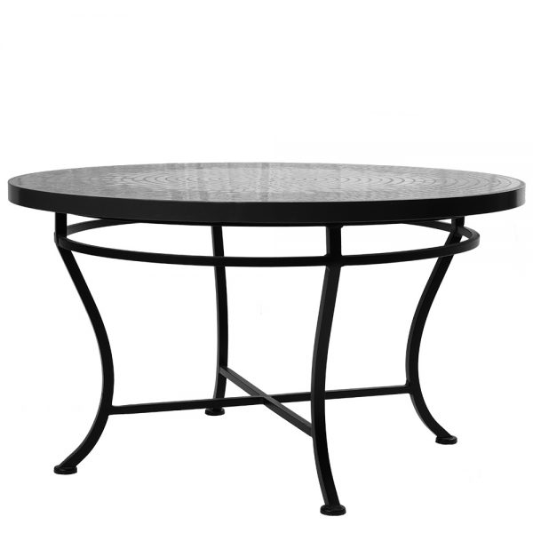 KNF - Neille Olson round coffee table base