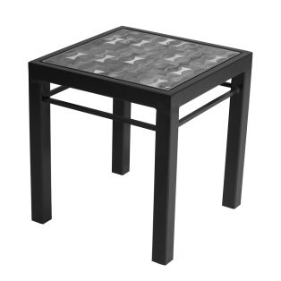 KNF - Neille Olson square end table base
