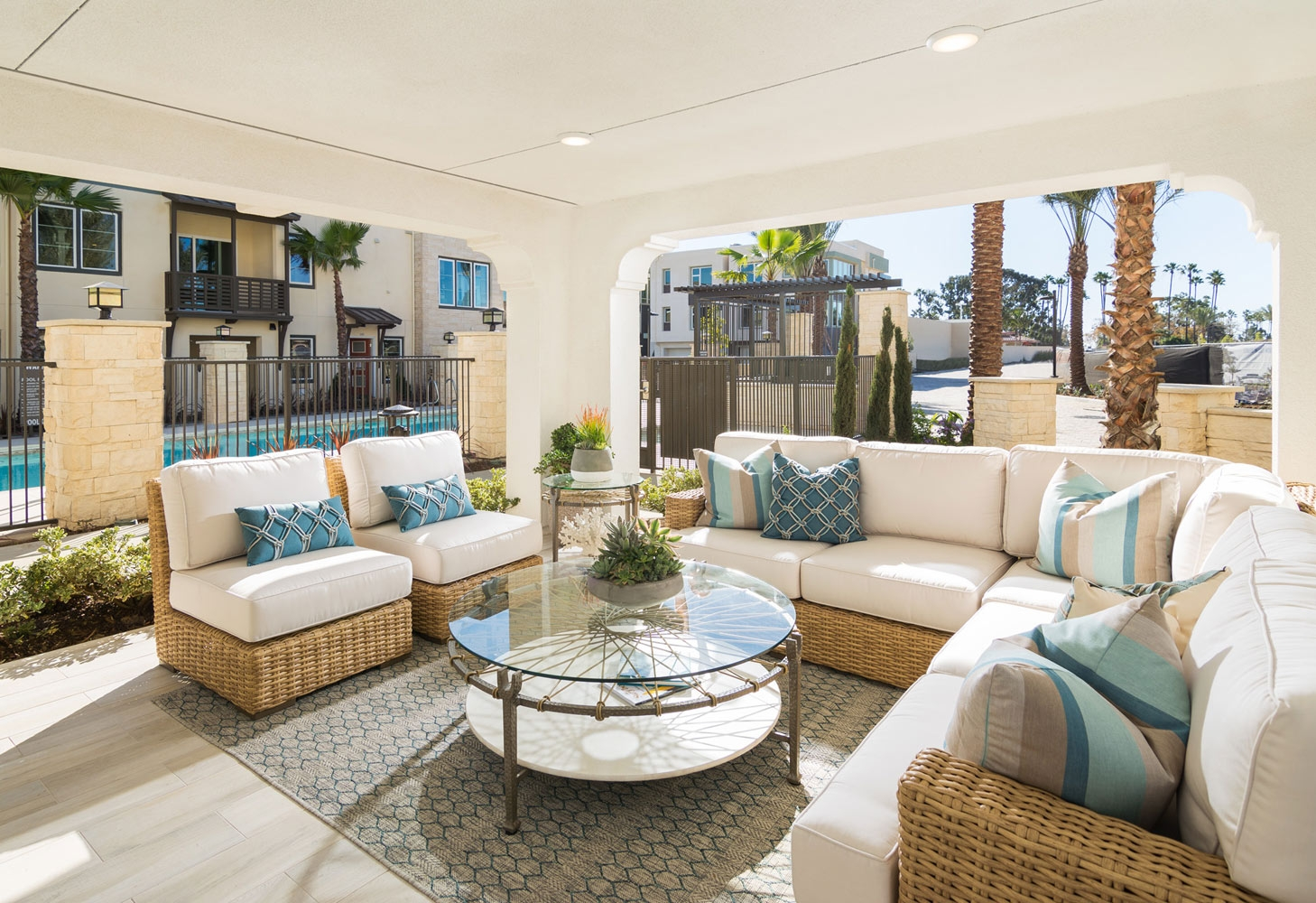 5 Ways to Arrange Your Patio Furniture to Make the Most of Your Backyard This Summer - Today's Patio