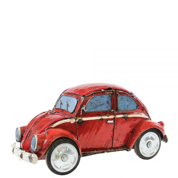 VW Beetle cooler - red