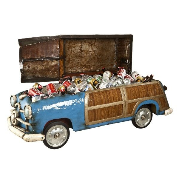 Think Outside Woody Wagon beverage cooler