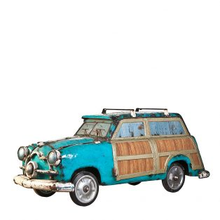 Woody Wagon '64 - Aqua