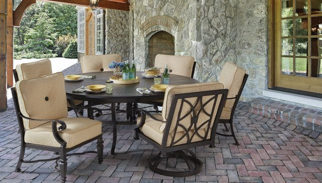 Investing In High-End Patio Furniture - Today's Patio