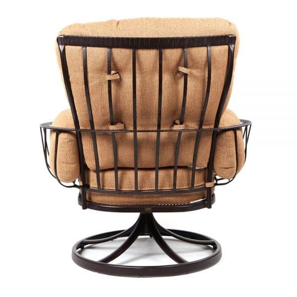 Monterra Mini Swivel Club Chair Cr Back