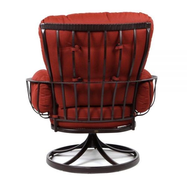 Monterra Mini Swivel Club Chair Tm Back