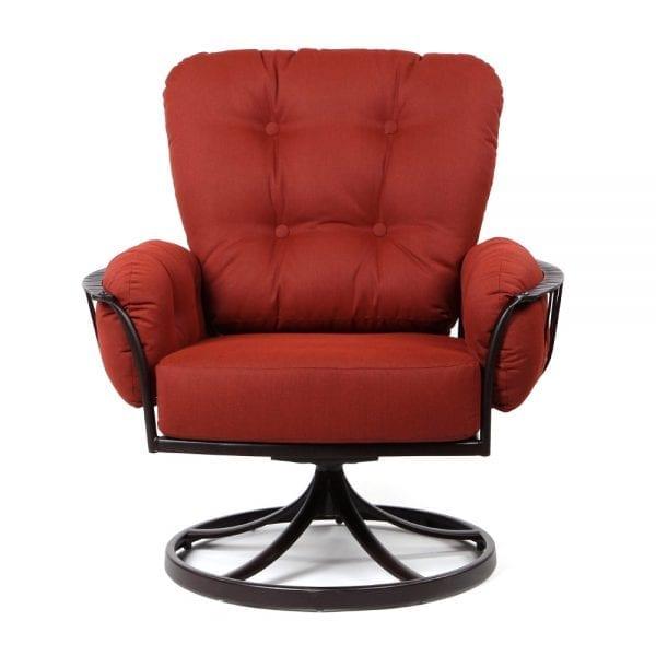 Monterra Mini Swivel Club Chair Tm Front