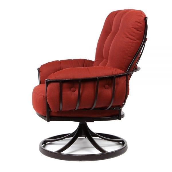 Monterra Mini Swivel Club Chair Tm Side