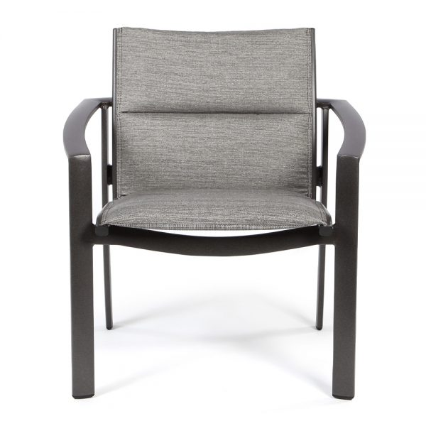 Kor Dining Arm Chair Front