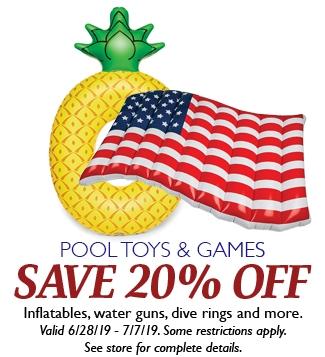 Pool Toys Thumbnail 1