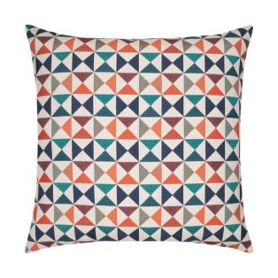 20 Square Designer Throw Pillow Caribbean