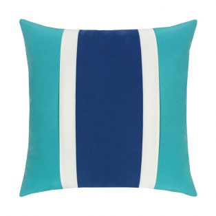 20 Square Designer Throw Pillow Mustique