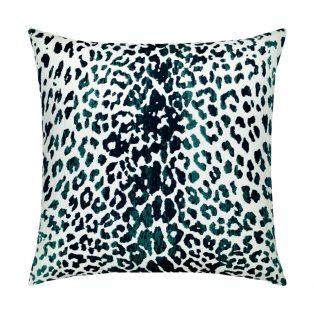 20 Square Designer Throw Pillow Wild One Midnigh