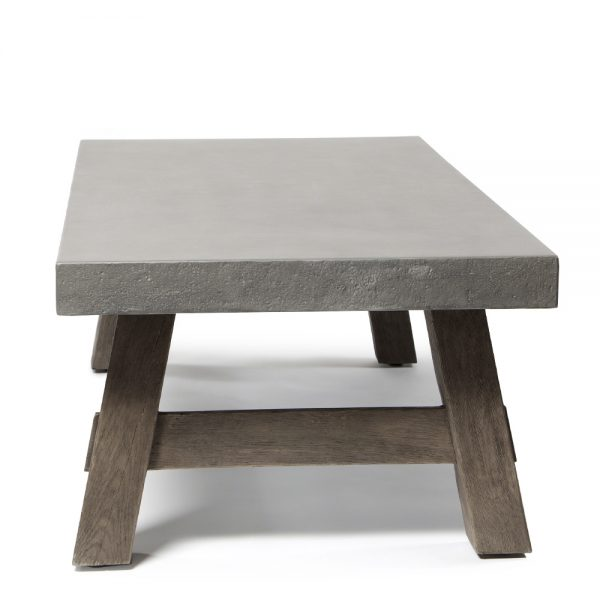 Amherst 26 X 48 Coffee Table Side