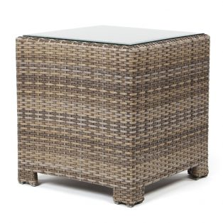 Cabo 20 Sqaure Side Table Wl