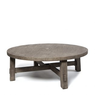 Charleston 50 Round Coffee Table