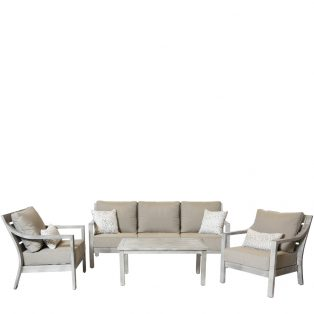 Coastal Sofa Set