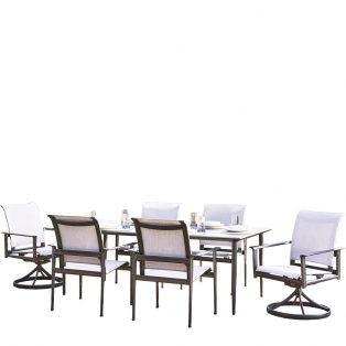 Contempo 7pc Dining Set