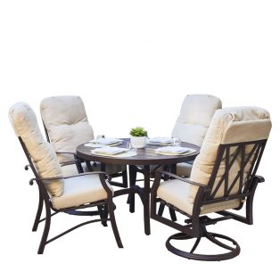 Cortland 5 Piece Dining Set