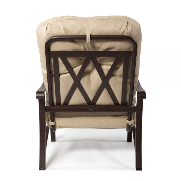 Cortland Club Chair Back