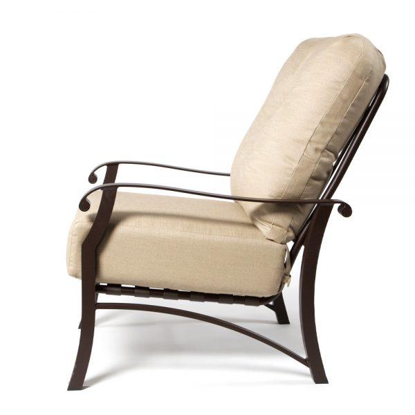 Cortland Club Chair Side