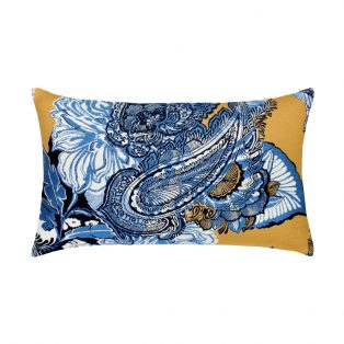 Elaine Smith Designer Lumbar Pillow Celestina Royale