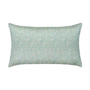 Elaine Smith Designer Lumbar Pillow Inca Tile