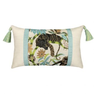 Elaine Smith Designer Lumbar Pillow Monteverde