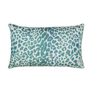 Elaine Smith Designer Lumbar Pillow Wild One Lake