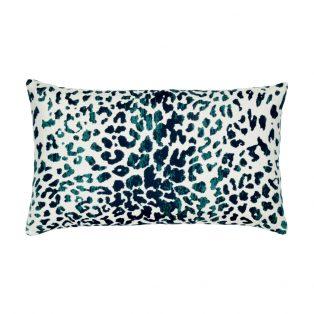 Elaine Smith Designer Lumbar Pillow Wild One Midnight