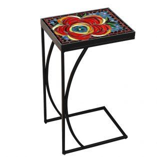 Zinnia C Table Esp
