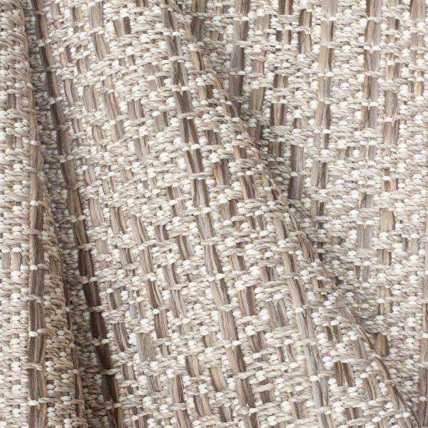 Treasure Garden Canyon Taupe Fabric