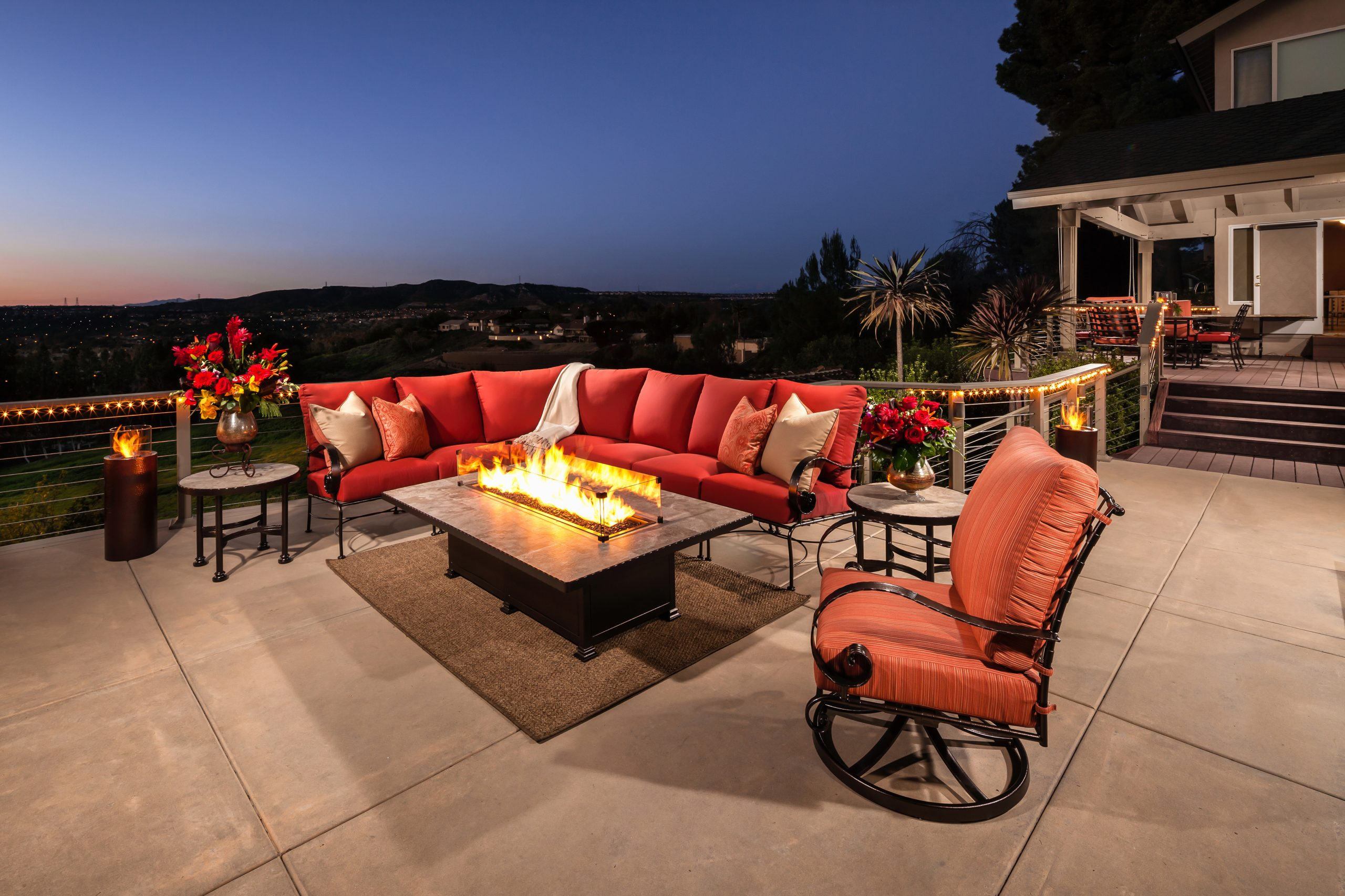 Classico Seating Firepit (1)