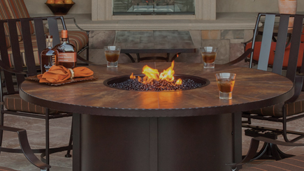 Outdoor Firepits Box