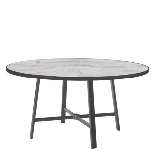Marin 54 Round Dining Table